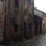 La strada a Siena